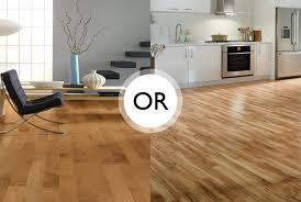 engineering wood flooring vs laminate flooring