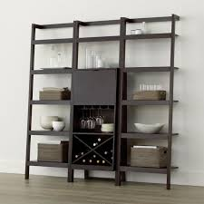 Metal Bookcases Bookcases Wood Metal And Glass Crate And Barrel