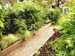 Small Garden Bed Design Ideas by Wood Picnic Table Ideas Designs How To Decorate Image Of Small