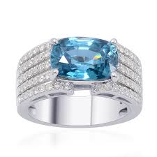 blue zircon jewelry necklace images Blue zircon stone meaning properties history december jpg