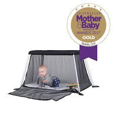 Mini Travel Crib by Traveller Travel Cot U0026 Playpen Phil U0026teds