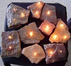 a rock solid light