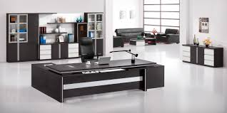Wooden Office Table Design Office U0026 Workspace Office Furniture Black Themes Come With