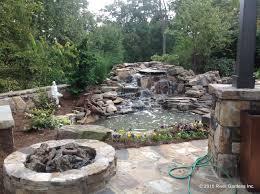 fountains u0026 waterfallcustom design and layout