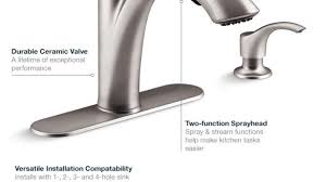 kohler kitchen faucets home depot kohler kitchen faucets home depot kohler mistos single handle