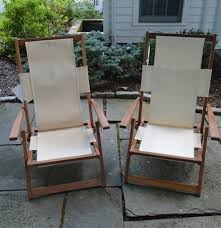 crate and barrel canvas and folding chairs ebth
