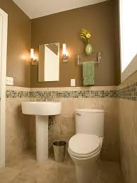 bathroom glamorous half bathroom tile ideas pwinteriors