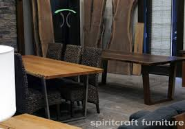 Raw Edge Table by Live Edge Slab Dining Tables Walnut Slabs And Tops