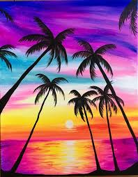 painting ideas beach painting ideas condividerediversamente info