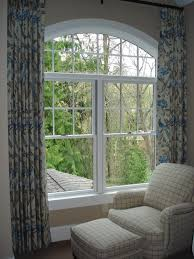 Curtains For Arch Window Hanging Curtains Over Arched Windows Integralbook Com