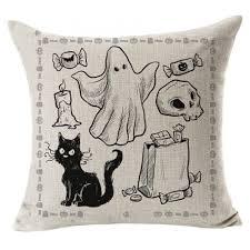 halloween cushions halloween ghosts u0026 ghouls