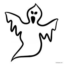 halloween ghost stencils printable bootsforcheaper com