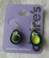 claires earrings avocado earrings claires ebay