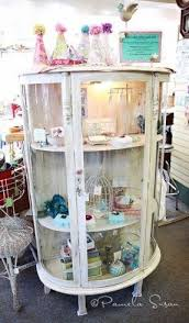 white curio cabinets foter