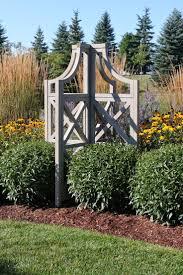 Cedar Trellises 207 Best Wooden Garden Obelisks Images On Pinterest Garden