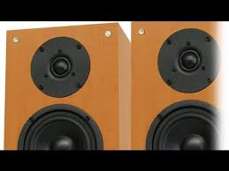 Best Budget Bookshelf Speaker Fluance Sx6 Budget Audiophile Bookshelf Speakers Sacd Vocal Demo