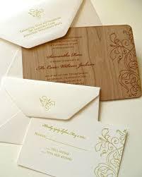 wooden wedding invitations wooden wedding invitations