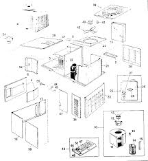 rheem rooftop unit parts model rbd sears partsdirect
