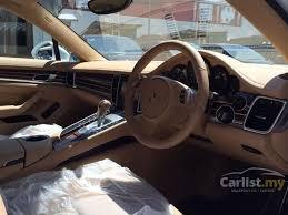 porsche hatchback interior porsche panamera 2013 4 3 6 in kuala lumpur automatic hatchback