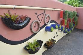 garden wall decoration ideas with goodly incredible diy garden