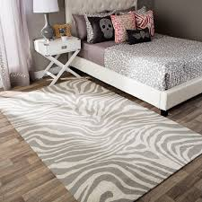Black And White Zebra Area Rug Excellent Amazing Brown Zebra Area Rug 62 Black And White Print