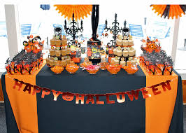 halloween party table decorations le fleur couture halloween themed baby shower planner