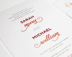 contemporary wedding invitations attractive contemporary wedding invitations modern whimsy wedding