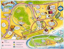 Map Virginia Beach by Virginia Key Grassroots Festival Music Dance Art Virginia Key