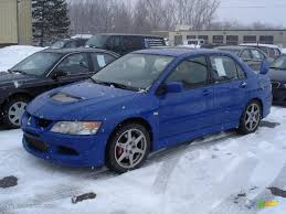lancer mitsubishi 2004 2004 blue by you mitsubishi lancer evolution viii 25964703