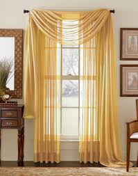 3 Panel Window Curtains Amore Window Curtain Set Gold Home Decor Outlet