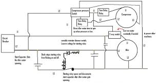 wiring diagram for 3 phase air compressor travelwork info
