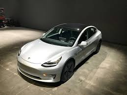 first used tesla model 3 listed for sale at 150 000 the drive