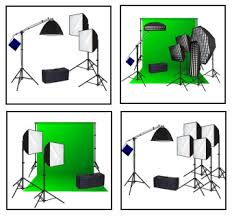 led studio lighting kit video lighting kits lights and equipment for professional studio