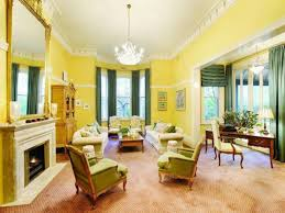 Victorian Living Room Furniture by Living Room Yellow Living Room With Glossy Wooden Flooring Fits