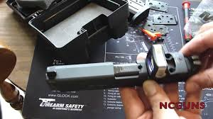 installing trijicon rmr on the smith and wesson m u0026p 9mm c o r e