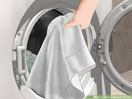 How To Wash Plastic Shower Curtain 3 Ways To Clean A Shower Curtain Wikihow