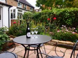 Hereford Patio Centre by 99 Old Street Beautifully Refurbished Victorian Workers Cottage
