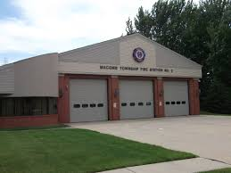 Maps Of Macomb County Michigan And Locals And Locations by Fire Department Macomb Mi