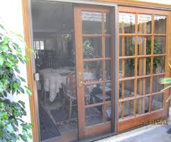 Cheap Sliding Patio Doors by Door Beautiful Sliding Screen Door For French Doors Here S A