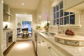 white galley kitchen ideas galley kitchen design ideas