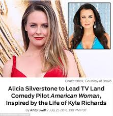 does kyle richards wear hair extensions kyle richards is almost unrecognizable with new hair style as she