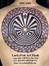 i u0027itoi maze celtic native american tattoo design u2013 luckyfish art