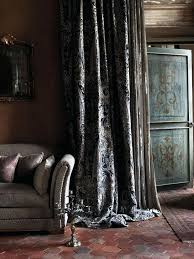Gray Velvet Curtains Signature Silver Grey Blackout Velvet Curtains Drapes Half Price