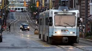 light rail baltimore md portion of baltimore light rail to shut down july 25 aug 11 for