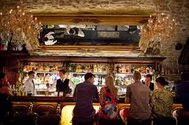 Top Cocktail Bars In London In Prague Riding The Wave Of A Cocktail Revolution The New York