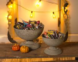 halloween candy bowls fit for a centerpiece craft house blog