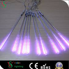 led meteor shower tube lights china 60cm 12v led meteor shower tube light led meteor rain light