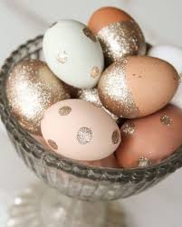 Easter Egg Decorating With Glitter by 51 Best Easter Images On Pinterest Easter Ideas Easter Decor