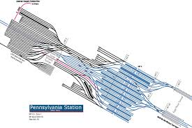 map penn station ny train tracks pictures to pin on pinterest