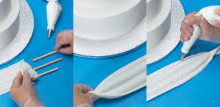 Draping Tutorial How To Make Fondant Swags Better Life